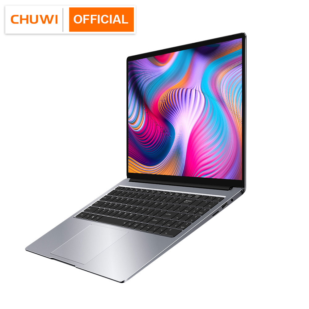 "2020 CHUWI AeroBook Plus Intel i5 Laptop 15.6"" 4K UHD Display 8GB RAM 256GB SSD 55Wh Battery PD2.0 Fast Charging