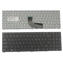 Laptop Keyboard Russian for DNS Twc-n13p-gs/0165295/0155959/.. Black NEW