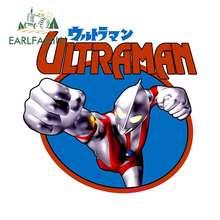 EARLFAMILY-pegatinas a prueba de arañazos para Ultraman, accesorios de coche, calcomanía 3D, motocicleta divertida para JDM, SUV, RV, 13cm x 12,7 cm
