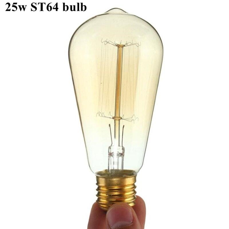 Luminária de parede adulta industrial, cano de