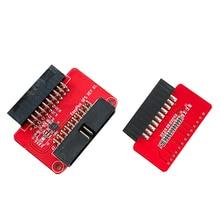 Easyplus UFS مفتاح EMMC ISP 2 في 1 داعم محول سهلة UFS BGA 254/icfriends تعديل أداة محول