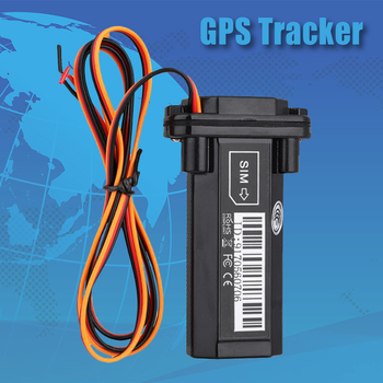GPS Tracker Global Waterproof Built-in Battery GSM Mini For Car Motorcycle Cheap Vehicle Tracking Device Online Software And APP image