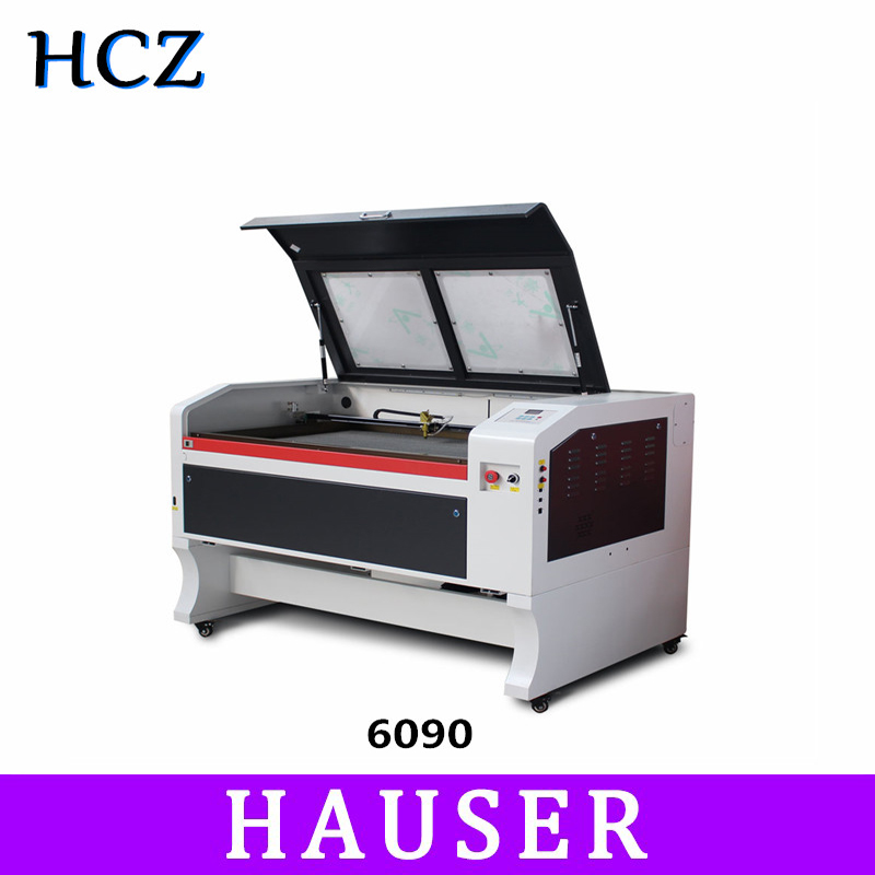 Free Shipping 100w Co2 Laser 6090 Laser Engraving Machine Laser Marking Machine 220V / 110V Laser Cutting Machine Cnc Router