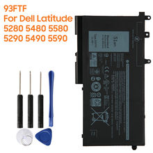 Оригинальная замена Батарея 93ftf 083xpc 83xpc d4cmt для dell