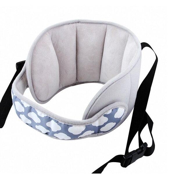 Kids Sleep Pillow With Headrest
