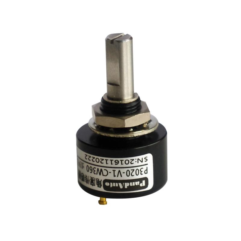 Non-contact Angle Sensor Displacement Sensor 0-360 Degrees No Dead Angle Digital Potentiometer