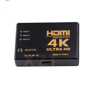 Image 4 - 3 in 1 Out HDMI Switcher Splitter Full HD 1080p 4K*2K 3 Port Switch Selector 3x1 Hdmi Switcher For HDTV Xbox PS3 PS4 Multimedia