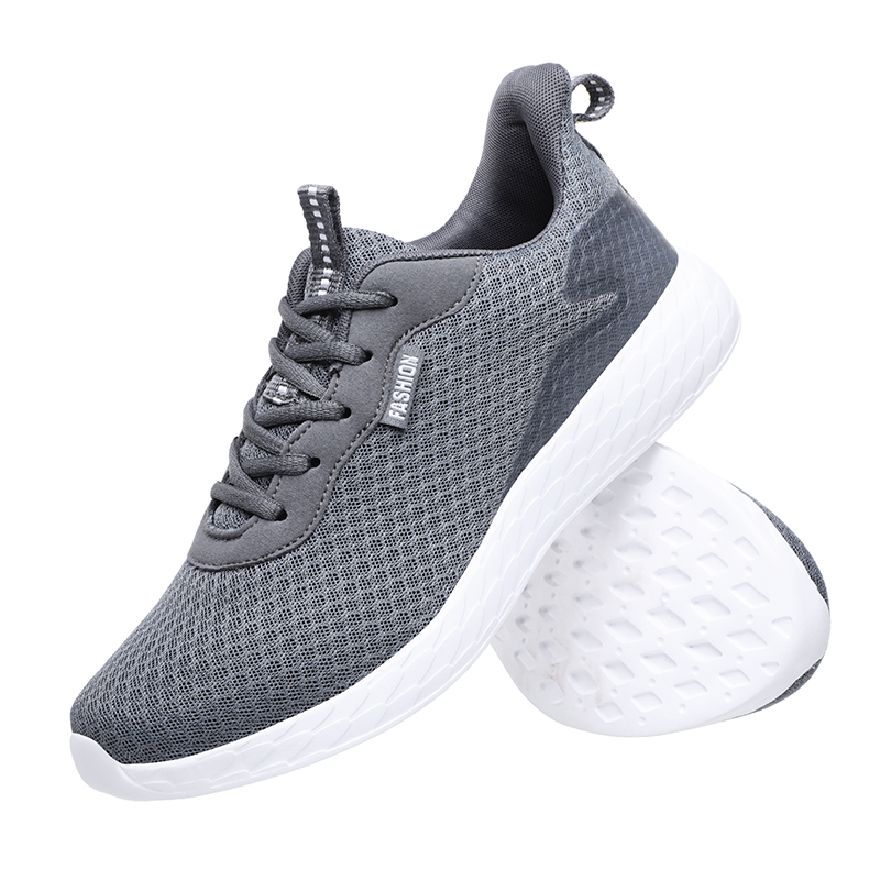 BALENC Running Shoes Big Size 48 Sport Shoes Men Non Slip Mesh Sneakers Lightweight 45 46 47 Athletic Walking Tennis Footwear