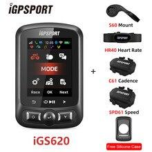 Igpsport igs620 gps ciclismo computador wifi gps ipx7 à prova dbluetágua ant + bicicleta computador bluetooth4.0 bicicleta acessórios sem fio