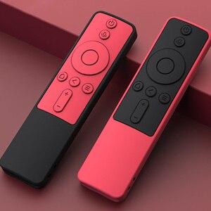 Remote Case for Xiaomi Mi 4A 4C 4X 4S TV Voice remote Control Cover not contain Console