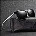 Поляризованные солнцезащитные очки для мужчин, поляризованные солнцезащитные очки для мужчин, классика, ретро, брендовый дизайн, гибкий св...