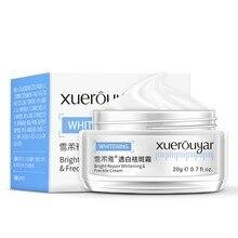 Face Cream Brightening Freckle Cream Dark Spot Corrector Remover Removes Hyperpigmentation Reduces