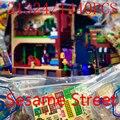 Креативная серия, совместимая с 21324, уличный пейзаж, город, фигурка, модель, игрушка, 1440 шт., строительные блоки, кирпичи, детские подарки
