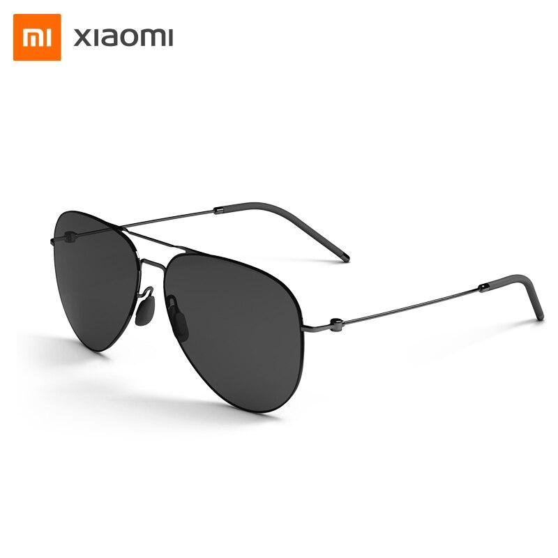 Mijia Turok Steinhardt TS brand Nylon polarized sunglasses mirror lenses glass UV400 for outdoor travel man