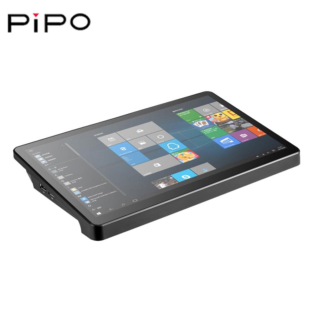 2020 New Intel Core i3-5005U 11.6 inch 1920*1080 Pipo X15 Mini PC Tablet Computer 8GB 128GB SSD RS232 RJ45 HDMI Bluetooth 6 USB 1