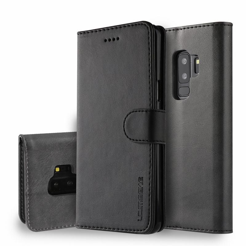 Роскошный чехол для Samsung Galaxy S9, чехол с откидной крышкой, Магнитный чехол для Samsung S9 S8 Plus, винтажный кожаный чехол для телефона, чехлы|Чехлы-портмоне|   | АлиЭкспресс