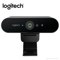 Original Logitech BRIO C1000e 4K HD Webcam For Video Conference Streaming Recording Computer Peripherals