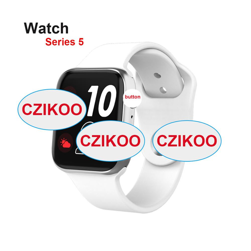 iwo <font><b>12</b></font> <font><b>Smart</b></font> <font><b>Watch</b></font> Series 5 phone support Heart Rate IPS Screen Bluetooth Smartwatch vs iwo 11 <font><b>watch</b></font> For IOS Samsung Android image