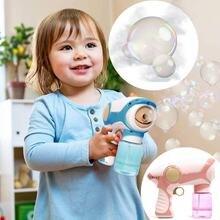 Забавная Волшебная пузырчатая машина 2020 топ детская летняя