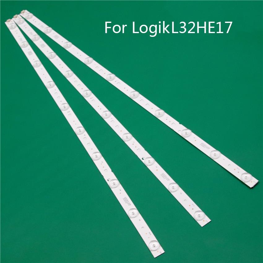 Brand NEW LED TV Illumination For Logik L32HE17 32