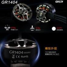 Geprc gr1404 3850kv 2750kv brushless motor para interno mini fpv rc zangão quadcopter