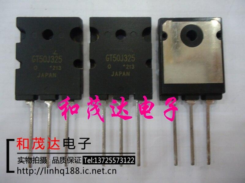 1 шт., новые оригинальные кнопки GT50J324 TO-3PL 600V 50A в наличии на складе