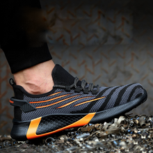 Bezpieczeństwo pracy buty męskie buty wulkanizowane antyprzebiciowe robocze trampki męskie niezniszczalne buty robocze męskie buty