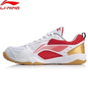 Lining Shoes Table-Tennis-Series Sneakers Women Cushion APTP002 YXT034