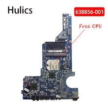 Hulics Original 638856-001 Apto Para HP Pavilion G4 G6 G7 DA0R22MB6D0 motherboard Notebook