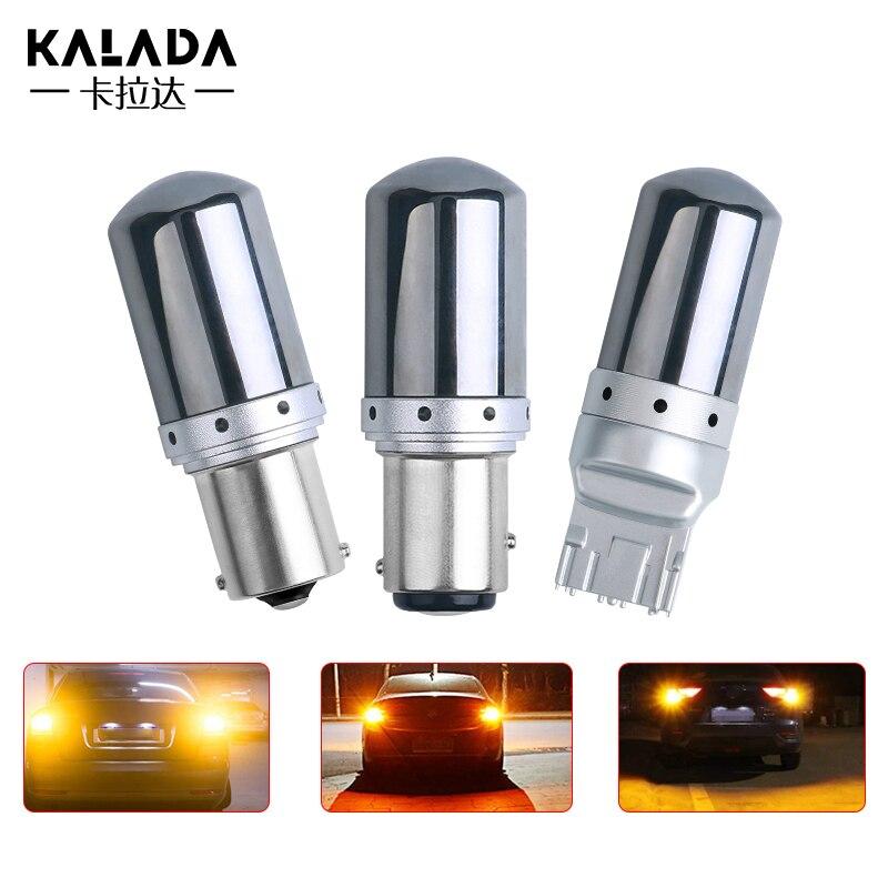 Высокая яркость 3014 144smd 1157 bay15d p21/5 Вт 1156 ba15s p21w светодиодный автомобильный светильник, лампа заднего хода, светильник s для автомобиля, сигнал ...