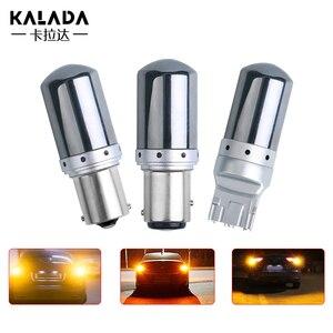 High bright 3014 144smd 1157 bay15d p21/5w 1156 ba15s p21w led car light bulb reverse lights for car turn signal 12V brake lamp