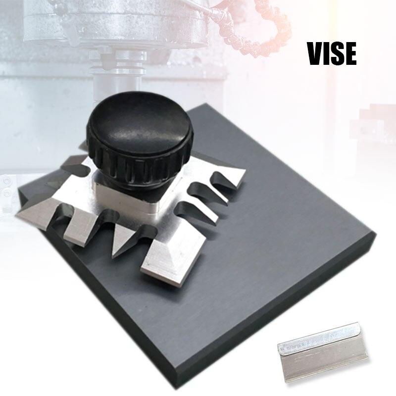 Mini Model Photo Etch Bending Tool Handmade Woodworking For Engraved Sheet Processing MU8669