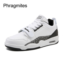 Phragmites Mixed Colors PU Leather Sneakers Summer Trainers Breathable Casual Shoes Lightweight Tenis Masculino Men