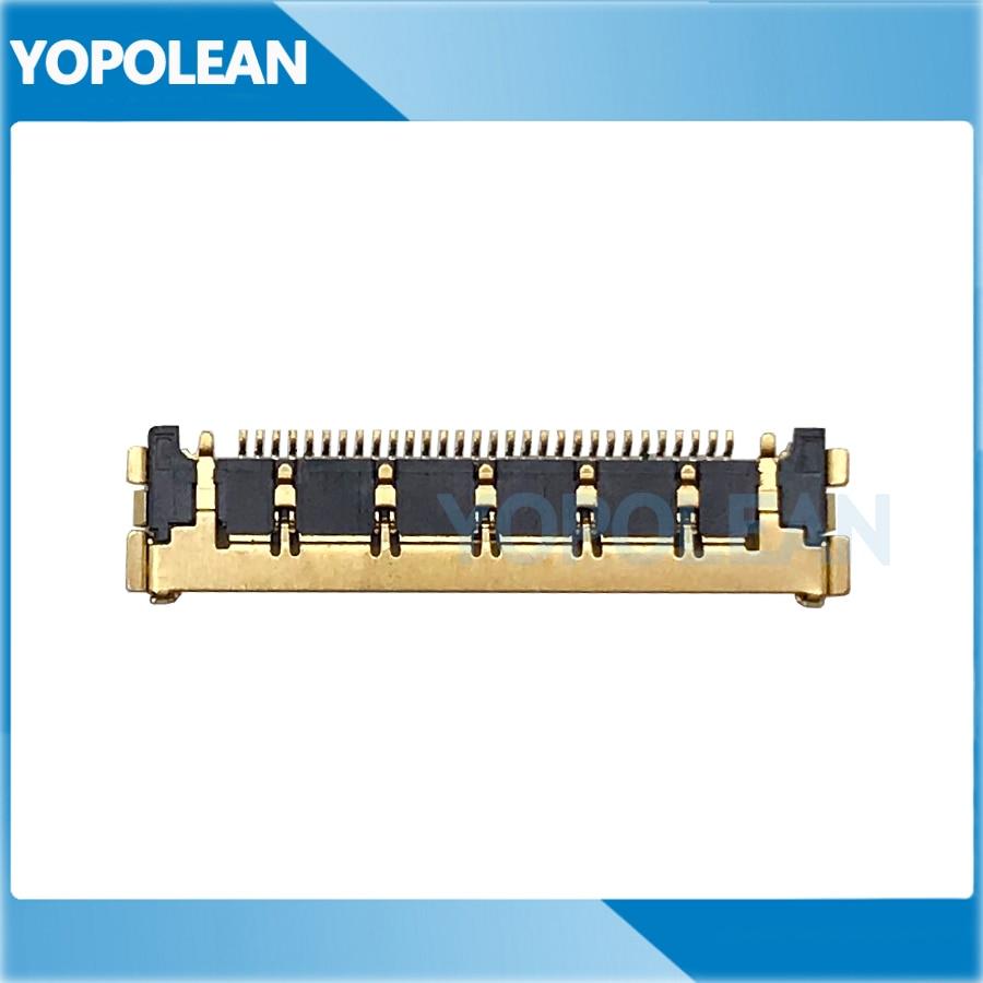 10 pcs New I-PEX LCD LED LVDS Connector For MacBook Air A1369 A1370 A1465 A1466