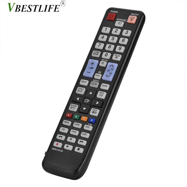 VBESTLIFE zamiennik pilota zdalnego sterowania dla Samsung BN59 01015A Smart TV pilot do telewizora kontroler