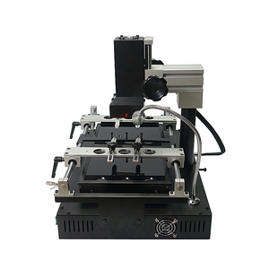 Image 5 - LY IR8500 V2 BGA 재 작업 스테이션 (PCB 브래킷 포함) 솔더 볼 스텐실 용접 플럭스 업그레이드 IR6000 IR6500 모바일 수리