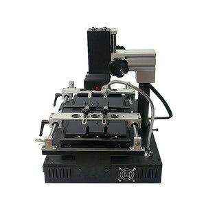Image 5 - LY IR8500 V2 BGA ReworkสถานีPCBวงเล็บลูกบัดกรีStencilsเชื่อมFluxอัพเกรดจากIR6000 IR6500 ซ่อมมือถือ