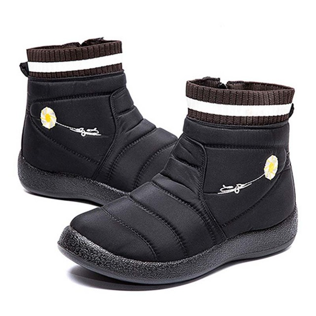 2020 Fashion Women Boots Ankle Winter