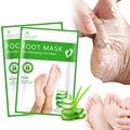 Отшелушивание ног маска отшелушивающая маска для ног носки для педикюра пилинг для удаления омертвевшей кожи маска для ног средство для ух...