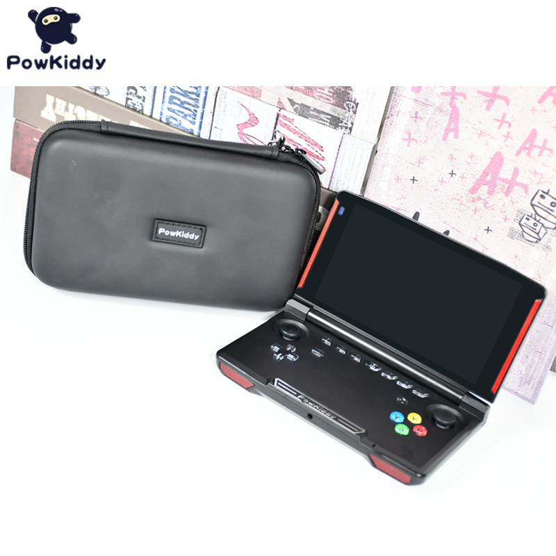 cheapest Powkiddy For X18  A19  Portable Handheld Retro Game Bag For Retro Game Console RetroID Game Device Multi Function Game Pack