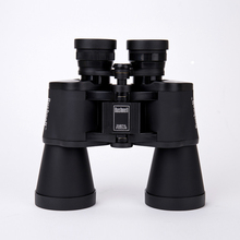Powerful 10x50 Binocular HD High Power Telescope Portable Low Light Level Night Vision Optical Zoom Binoculars Outdoor Viewing