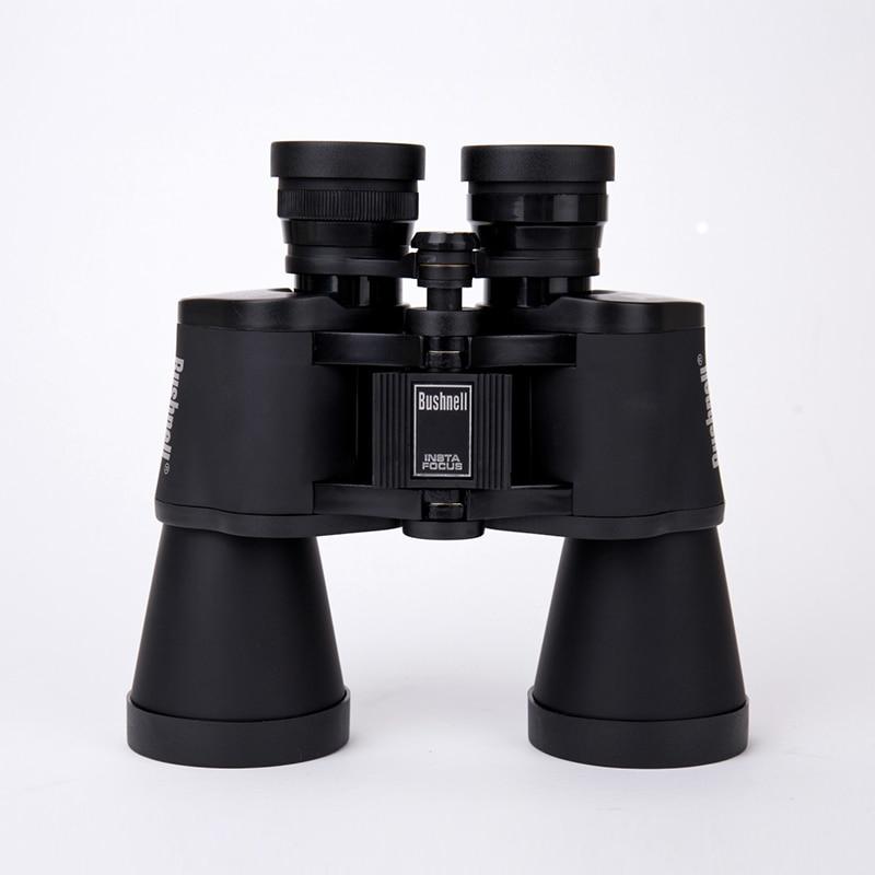 Puissant télescope binoculaire HD haute puissance 10x50 Portable faible niveau de lumière Vision nocturne jumelles Zoom optique Vision extérieure