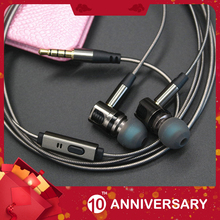 KIITO Wired Headphones For Xiaomi Earphone Phone 3D Stereo Bass Wired Headset High Quality HIFI Wired Earphone E15 wired