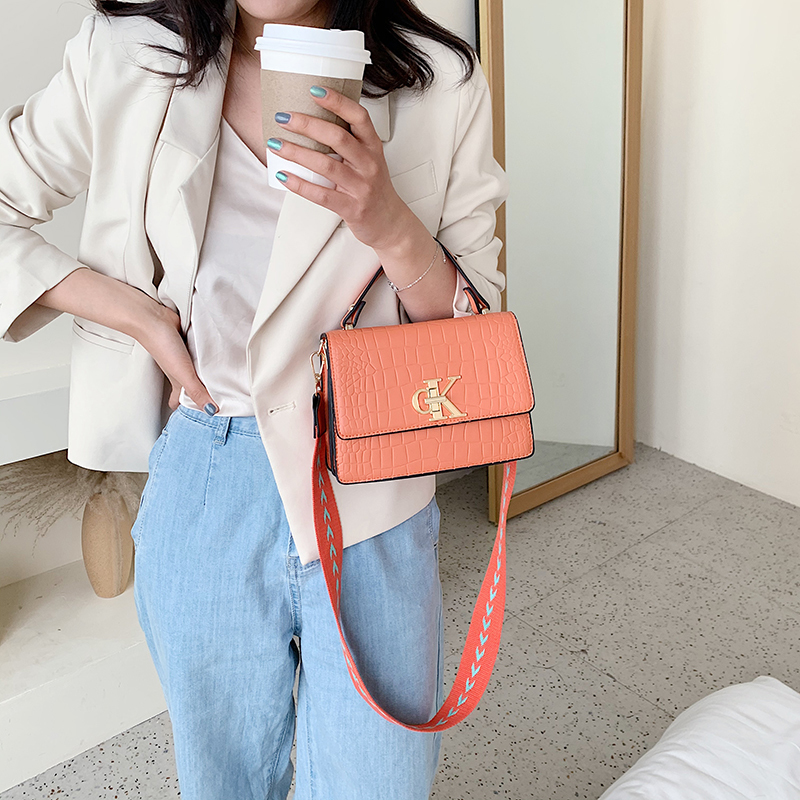 Fashion Woman Shoulder Bag Quality Leather Ladies Small Square Bag Simple Female Daily Messenger Bag Channels Handbags Metis Gg