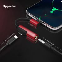 Cable adaptador USB tipo C a 3,5 MM para auriculares tipo C a 3,5 para Huawei mate P20 P30 pro Xiaomi mi 8 9 SE
