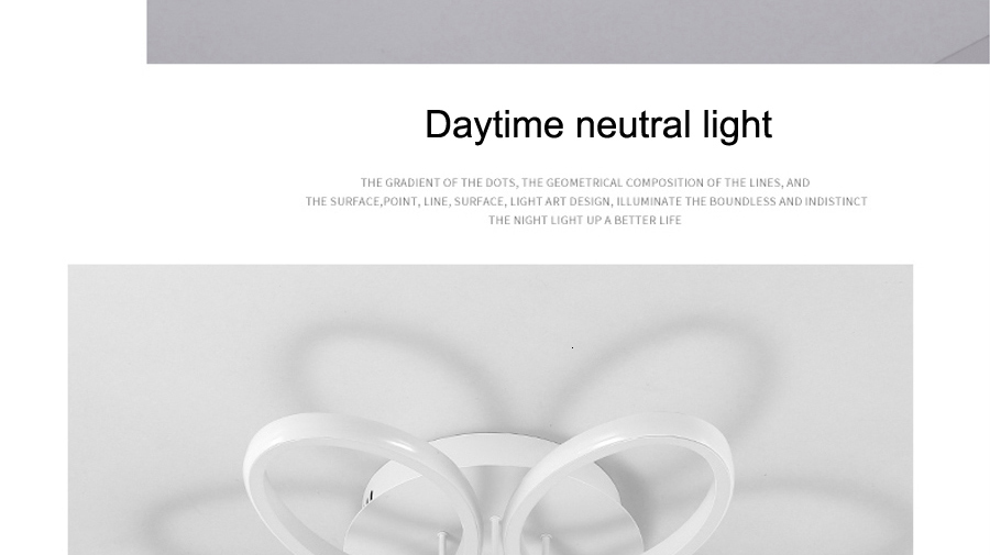 Hd5ca8750ab8f4e3db35e31c88b015a537 Living room ceiling lamp led dimmable for bedroom aluminum body indoor lighting fixture plafonnier led lights dining room