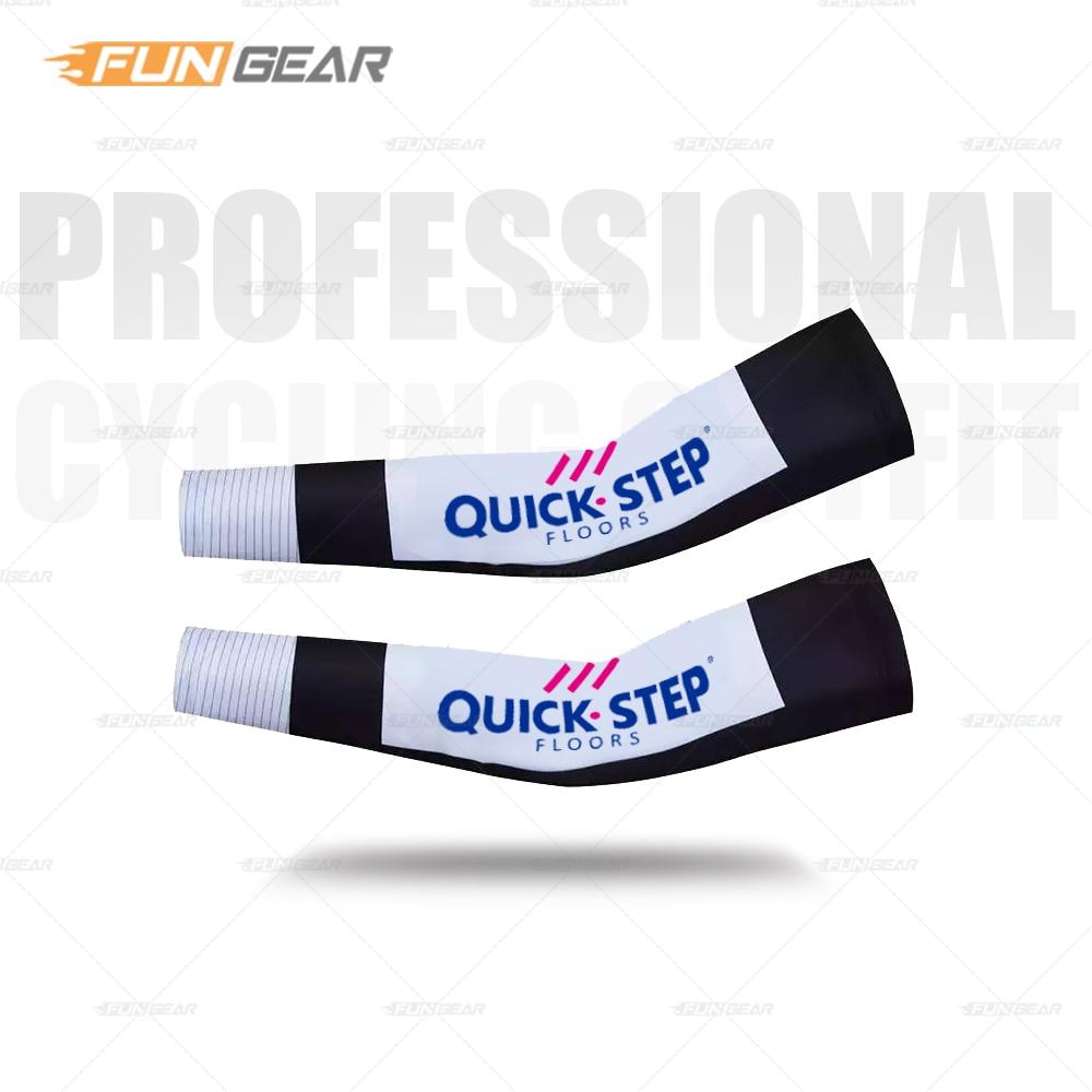 Manchons de bras de refroidissement d'équitation couverture de bras absorbante de protection UV pour la conduite en plein air