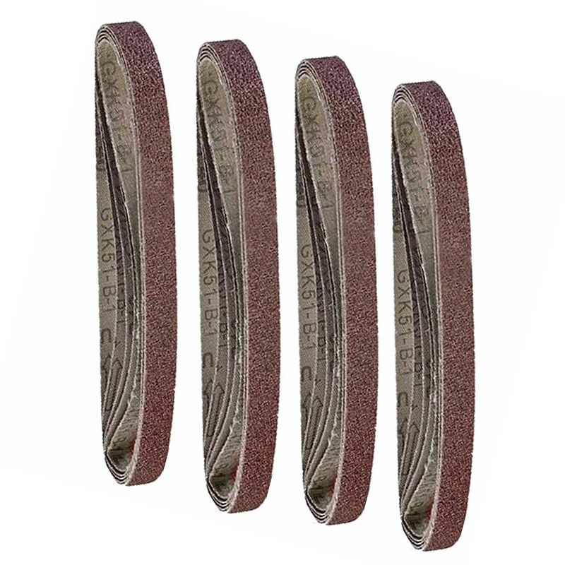 Grinding Sanding Belts Wood Paint Varnish Plastics Light Metal Grinder