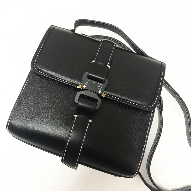 20ss Latest ALYX Metal Buckle Functional Tactical ALYX Bags Hip Hop Backpack Men Women Casual Handbag