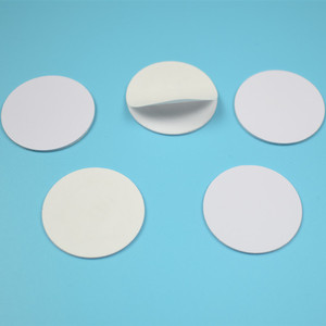 Image 3 - 25mm 13,56 Mhz NFC Aufkleber Adhesive Münze Karten Tags NFC 213 NFC215 NFC216 PVC Wasserdicht Für Alle NFC Handys
